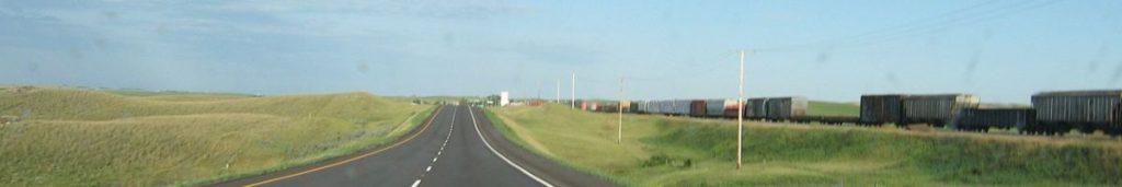 Saskatchewan ist die einzige kanadische Provinz mit ausschließlich künstlich gezogenen Grenzen.