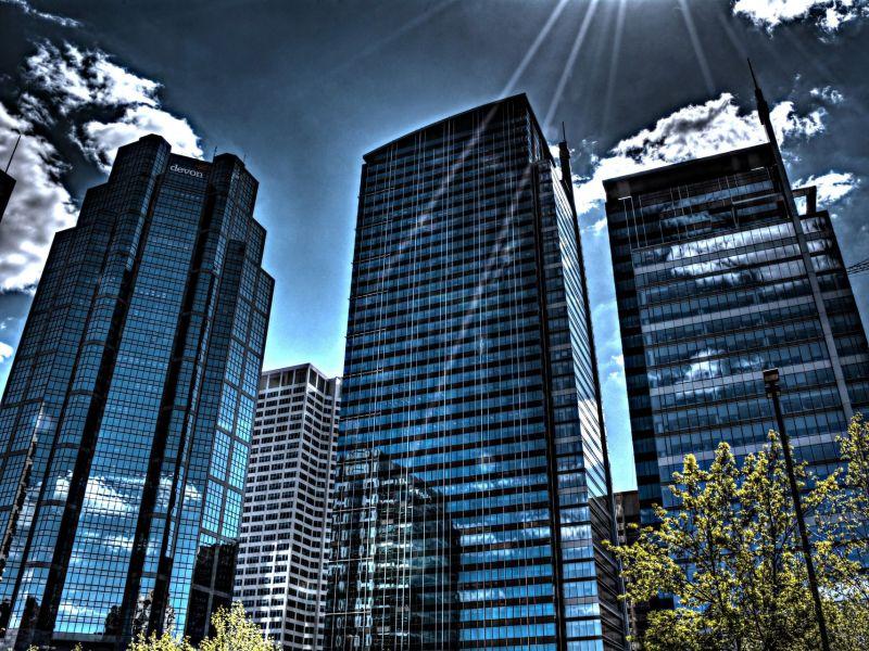 Kanadische Metropolen und ihre Architektur: mehr als beeindruckend!