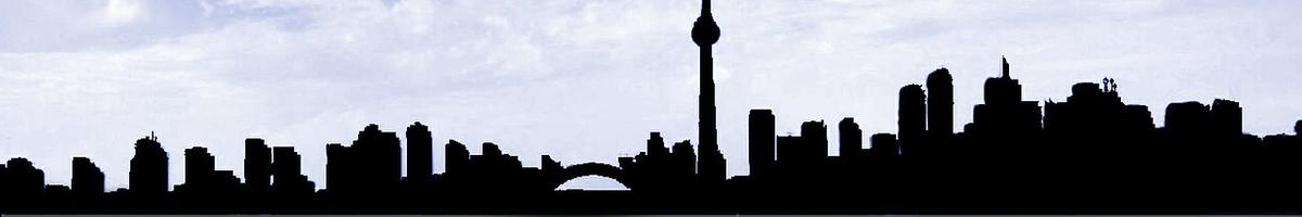Die Skyline von Toronto ist nicht nur wegen ihres CN Towers unverkennbar.