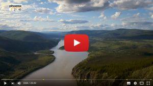 Im Video: Yukons einzigartige Natur- und Tierwelt in Kanadas äußerst dünn besiedeltem Territorium.