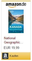 National Geographic Traveler Kanada-Reiseführer