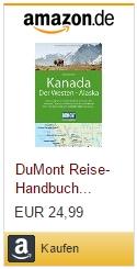 DuMont Reisehandbuch Kanada Westen Alaska